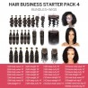 【 EXTRA 20% OFF $999.99 】Start Hair Business For Wholesale Hair Bundles and Wigs Package