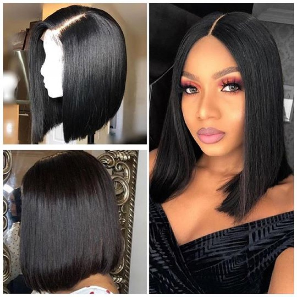 Body Wave Full Lace Wigs Human Hair